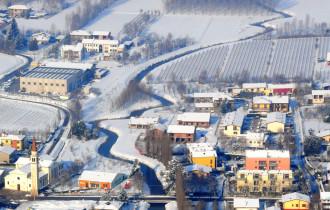 Cappelletta-Veduta Aerea-Inverno